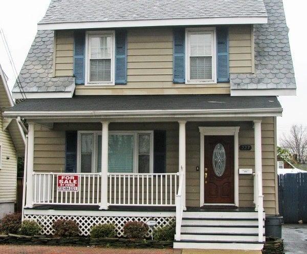porch balustrade design