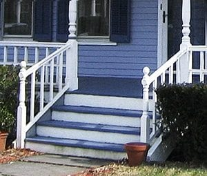 porch entrance