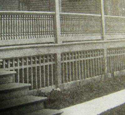 historic porch skirting ideas