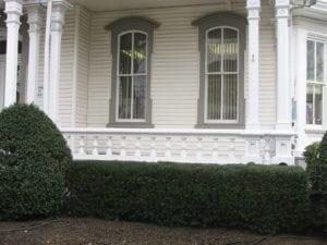 Victorian porch design