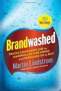 BrandWashed book on marketing