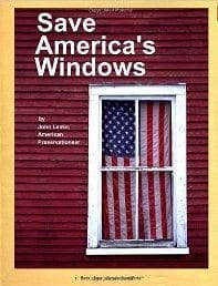 Save Americas Windows book