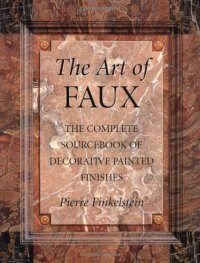 The Art of Faux finishing book