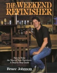 The Weekend Refinisher woodwork book