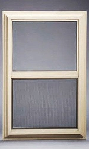aluminum storm window
