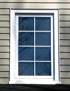casement window sash
