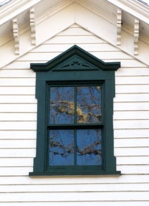 historic window victorian