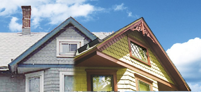 old historic house makeovers improve curb appeal