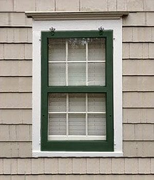 Storm Window Options Screens