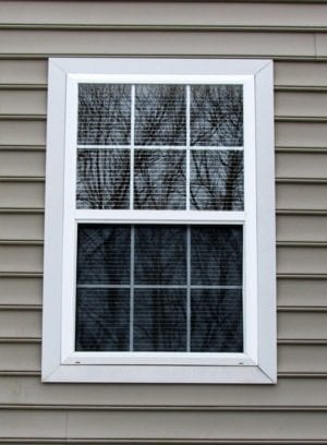 window design - proud narrow casing