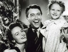 It's a Wonderful Life Christmas tree