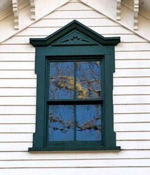 old windows design