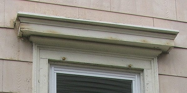 window hood design