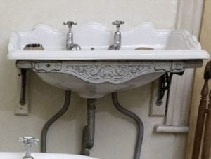 antique bathroom sink