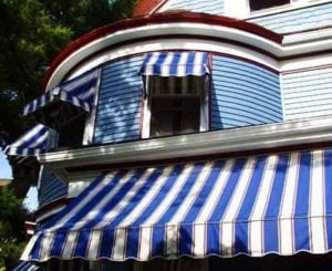awnings for cooling