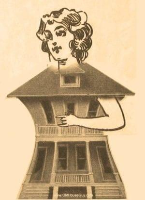 shirtwaist architecture