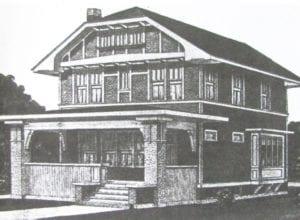 shirtwaist house