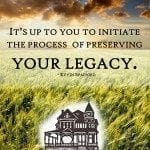 preservation easement