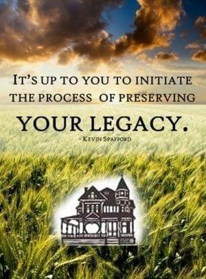 preservation easement