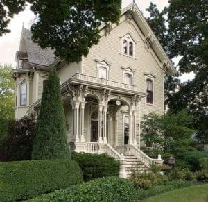 restored victorian porch