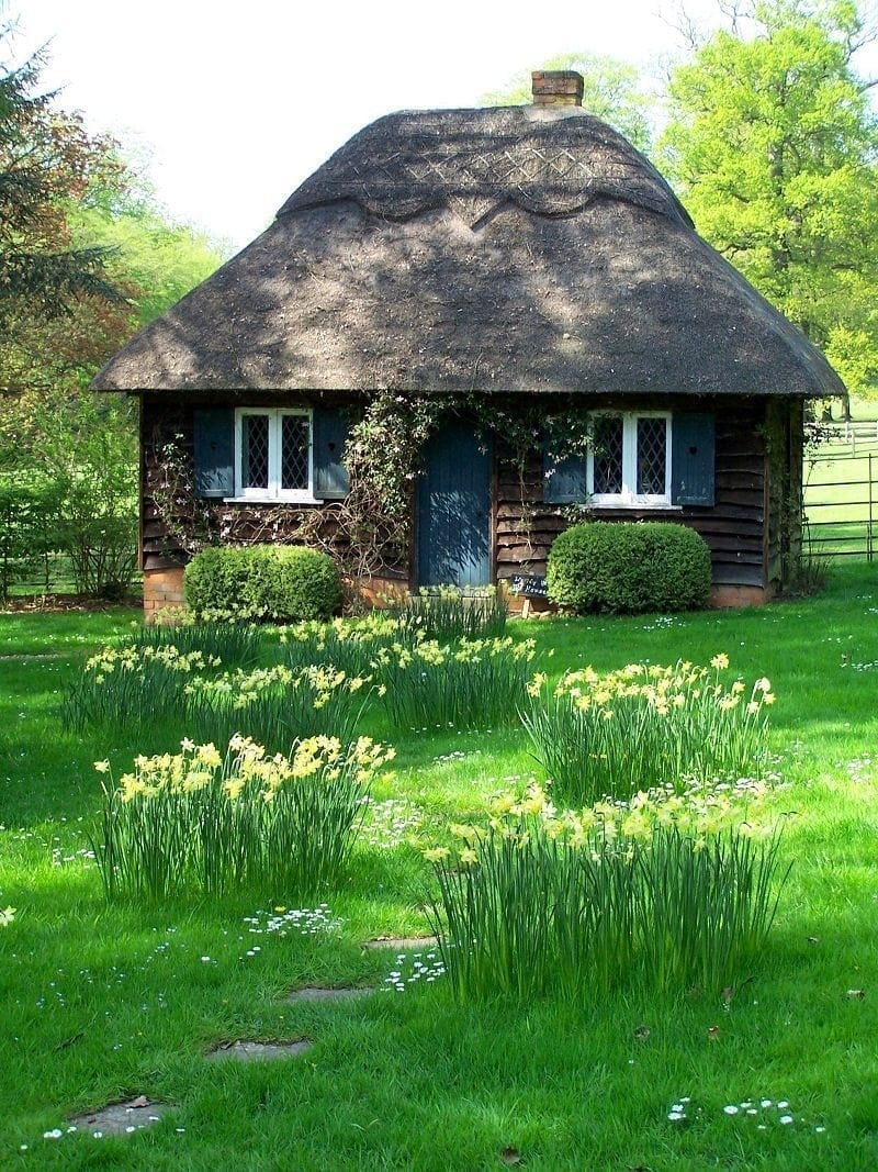Good Small Cottage House