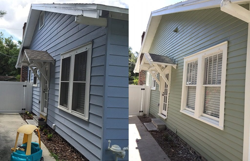 The Great Unveiling Removing Vinyl Siding Oldhouseguy Blog