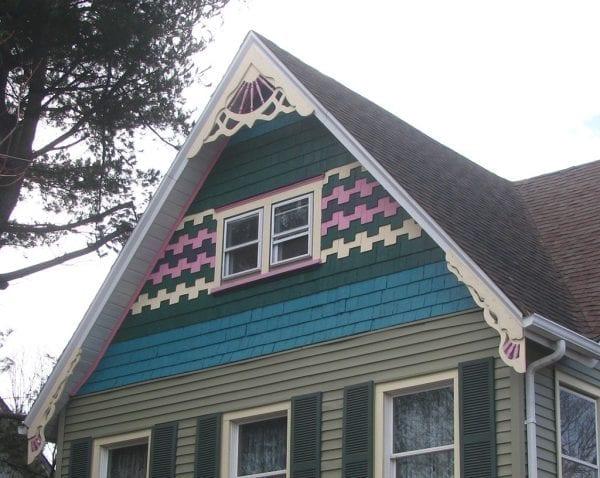 multicolor victorian