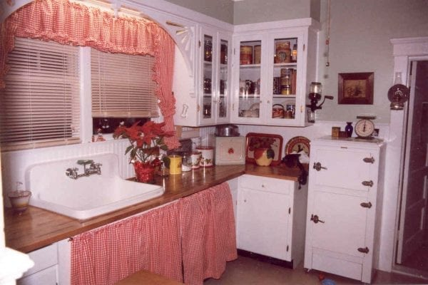 timeless kitchen restored