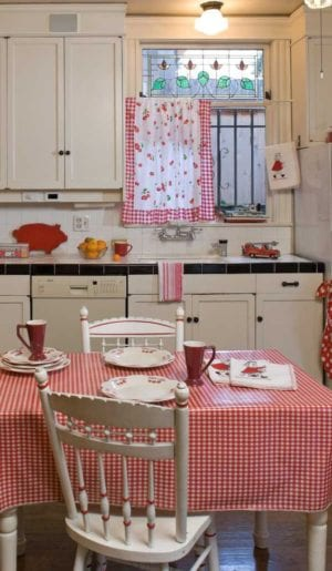 timeless kitchen - old house journal