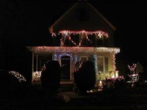 christmas lighting wrong