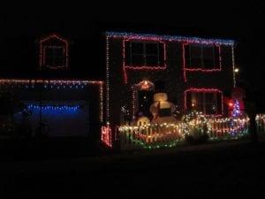 sloppy christmas lighting