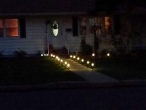 walkway pathway lighting