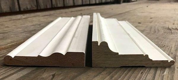 molding comparison
