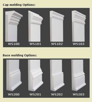 classic moldings