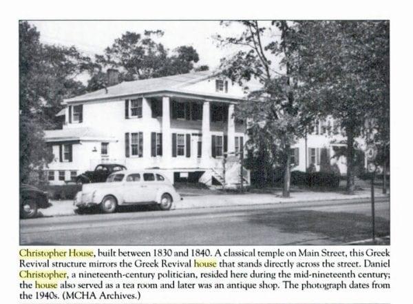 Freehold NJ 1940's