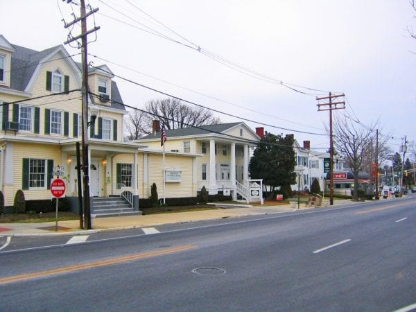 historic christopher house main street freehold