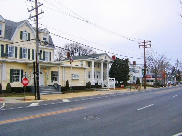 historic christopher house main street freehold