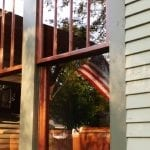 eastern style window casing