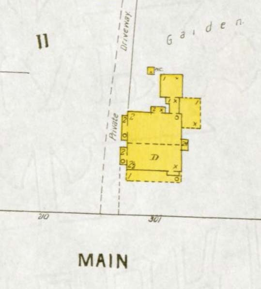 1904 Sanborn fire map