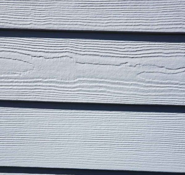hardiboard resembles vinyl siding not wood