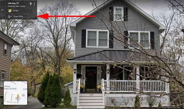 ugly house in Freehold